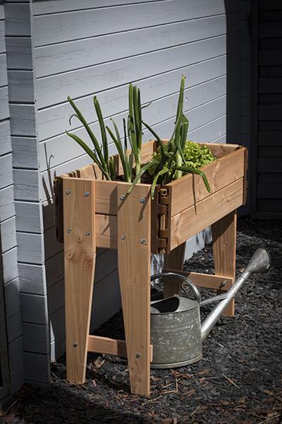 potager sur pied composteur et cr ation. Black Bedroom Furniture Sets. Home Design Ideas